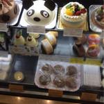 40772649 - 2015.8 パンダのケーキも良い〜