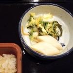 akasakafukinuki - 漬け物