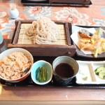 juuwarisobajirou - おそば