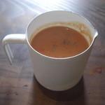 ミジンコブンコ - 野菜スープ