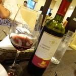 クーネルキッチン - 赤ワインしあわせ