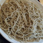 サラセン人の麦 - 麺アップ~マー坊ちゃん麺量多いべさ
