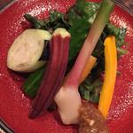 40777989 - 川田農園の野菜盛り