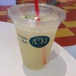 AOKI - レモンスカッシュ