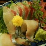 玄海寿司 本店 - しまあじ