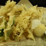 玄海寿司 本店 - 穴子天ぷら