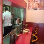 サモサ - カウンター4席の超ミニミニインド料理店