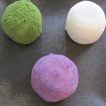 菓匠 白妙 - 料理写真:クリームうさぎ 3種