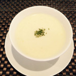 40781476 - 本日のスープはコーンスープ★彡