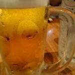 もんもん - 生ビール&レモンサワー