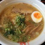 福ちゃん - 日替わりランチの醤油ラーメン