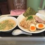 マルヨ - 柚胡椒つけ麺