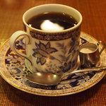 コーヒーショップマルヤマ - ブレンドコーヒー