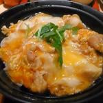 40786957 - 秋田比内地鶏の親子丼