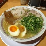 天天有 - 中華そば 並 煮卵 ¥650