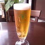 爽庵カフェ - ドリンク写真:ハートランド生ビール