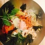 東京純豆腐 池袋パルコ店 - ビビン麺