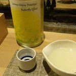 40787604 - 福小町 純米吟醸プロトタイプ バタフライエフェクトKimura(秋田)