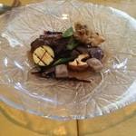 リストランテ カツ - 牛サガリステーキ