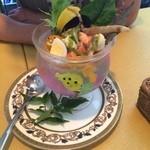 リストランテ カツ - 海老のカクテルサラダ
