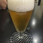40787953 - ランチビール430円。