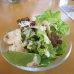 グリーン キッチン - サラダ