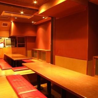 多彩な個室が魅力☆デート・気軽な飲み会、合コンに!