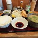 Bungochaya - 豊後定食 900円