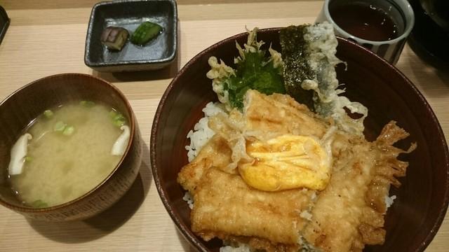 おばた - 穴子天丼