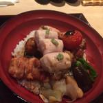 40793379 - 焼き鳥丼(1300円)