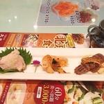 40793959 - 北京ダック食べ放題の前菜。