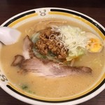 虎吉 - 特製白味噌ラーメン ¥780