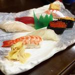 たか寿司 - 料理写真:上握り
