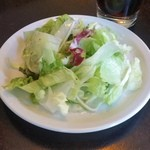 シャーロックホームズ - サラダは新鮮でさっぱり