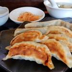 中華料理 北京亭 - 料理写真:「餃子盛り合わせ」