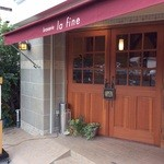 brasserie la fine -