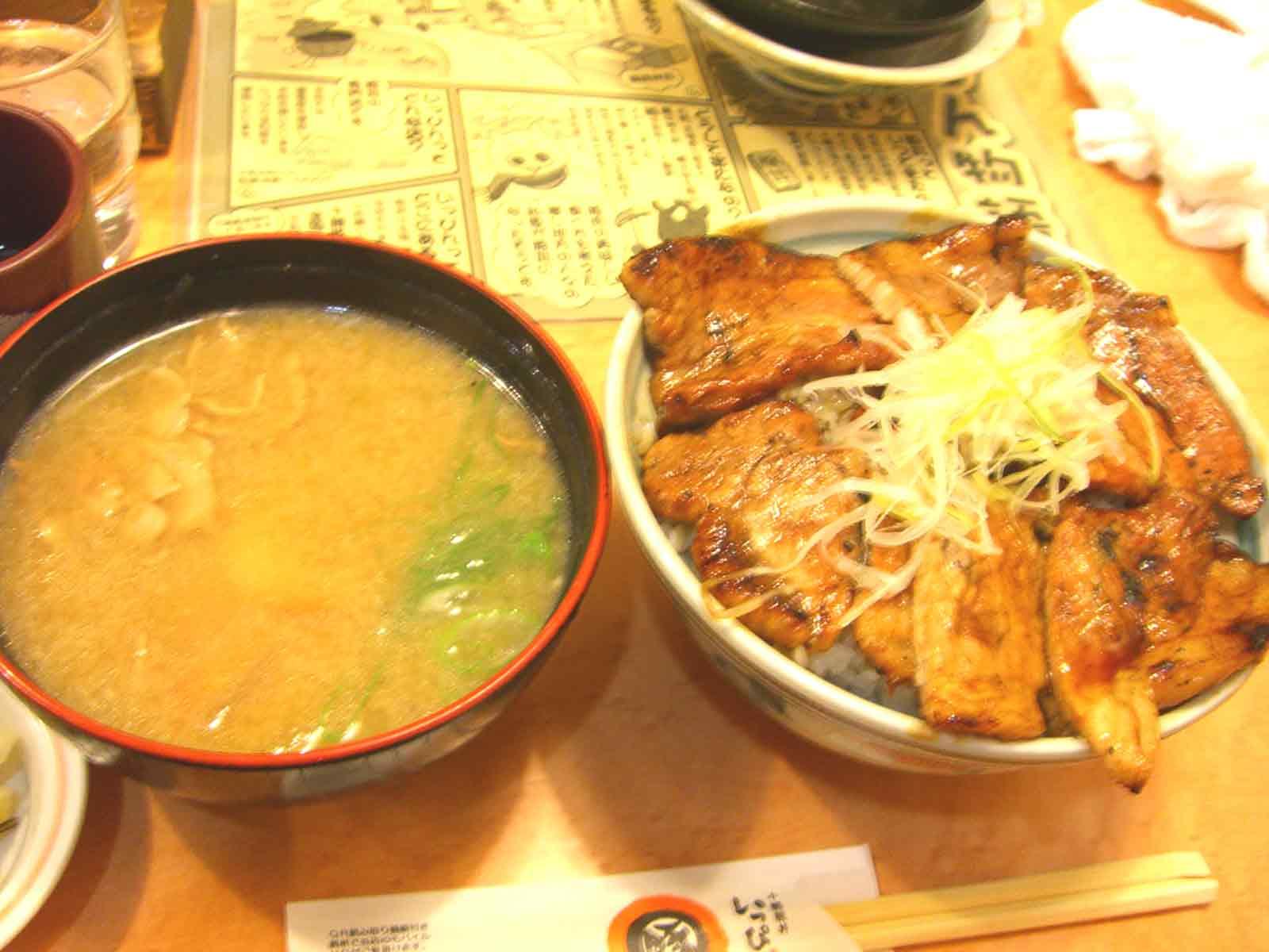 十勝豚丼 いっぴん 札幌東雁来店
