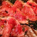 薩摩 牛の蔵 - 極上盛り合わせ