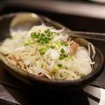 山田屋 - 料理写真:2015.8 塩モツ煮こみ(530円)