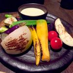 木村屋本店 - 焼き野菜