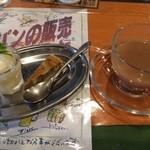 40802812 - デザートと紅茶