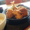 食咲工房 かつふじ - 料理写真:盛り合せA定食