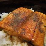 和食 たか田 - とても柔かな安い鰻丼