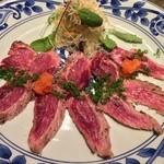 さかな竹若 - 本鮪ホホ肉炙り