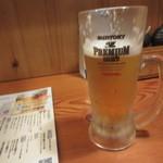 鳥貴族 - 生ビール