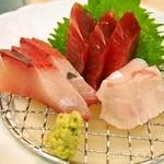稚加榮 - 和定食(お造り)