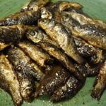 鯉西 - お土産品(鮒の甘露煮)