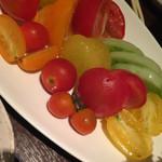 40805874 - 五種のトマト