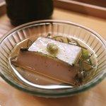 40805989 - あわび、養老豆腐、やまいも、じゅんさい