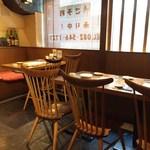 とり鉄 - (15.7)テーブル席